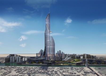 """В Ираке построят небоскреб со своей инфраструктурой - """"Невеста"""""""