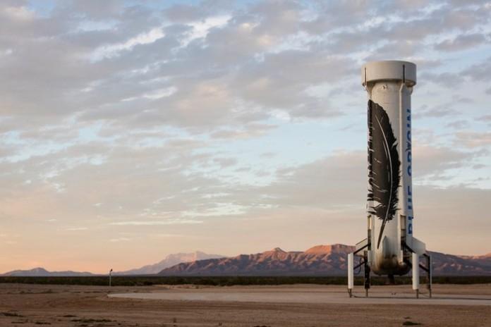Blue Origin успешно запустили многоразовый ракетоноситель