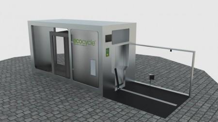 В Лондоне появится первая ЭКО-цикл-башня
