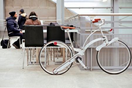 Складной велосипед Сады