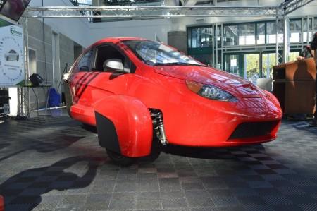 Elio Motors начали производство двигателей на машины-мотоциклы