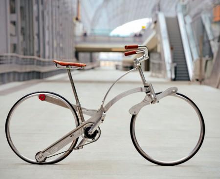Велосипед в профиль