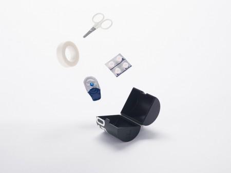 В Японии разработали футуристическую сумку на случай ЧС
