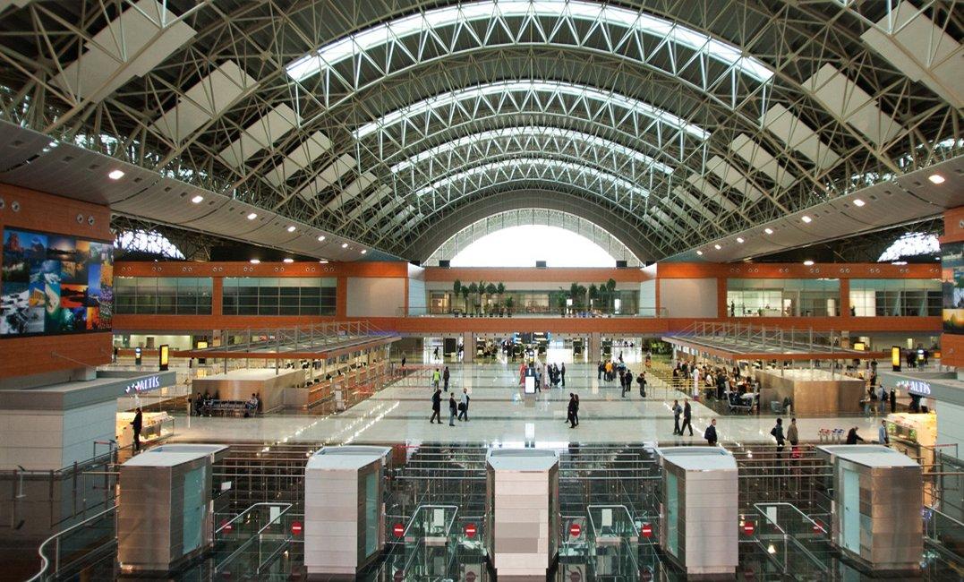 Как купить истамбулкарт в аэропорту сабиха гёкчен