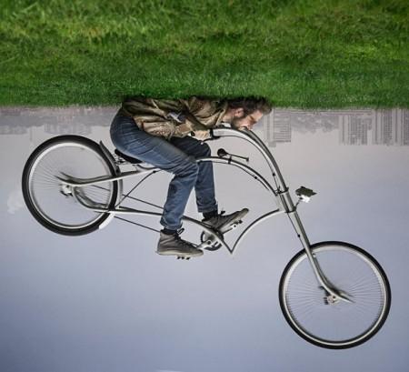 Сербские разработчики представили велосипед нового поколения