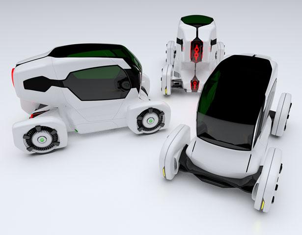 электромобиль для Лондона