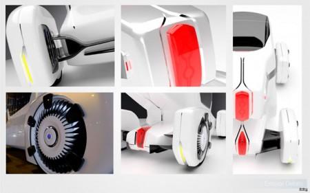 обзор электромобиля