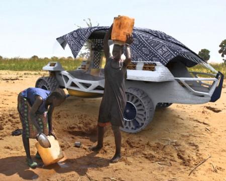 мобиль в африке