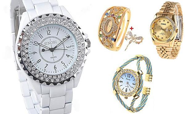 fa15872ebaa8 Отличные женские наручные часы!