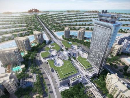 В Дубае построят новый уникальный отель