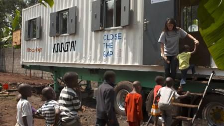 В турне по Африке отправился DigiTruck