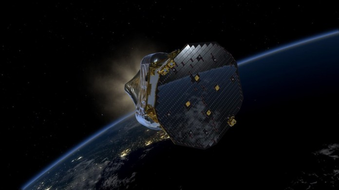 ESA удачно запустила зонд для считывания космической гравитации