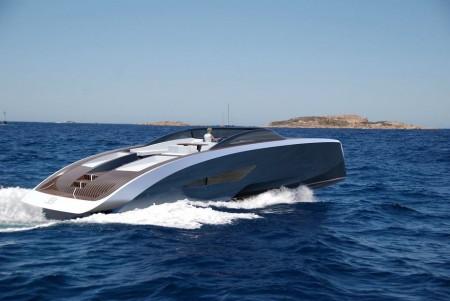Bugatti представила яхту за $2,176,700