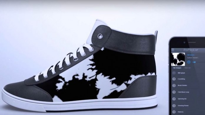Представлены кроссовки с гибким дизайном