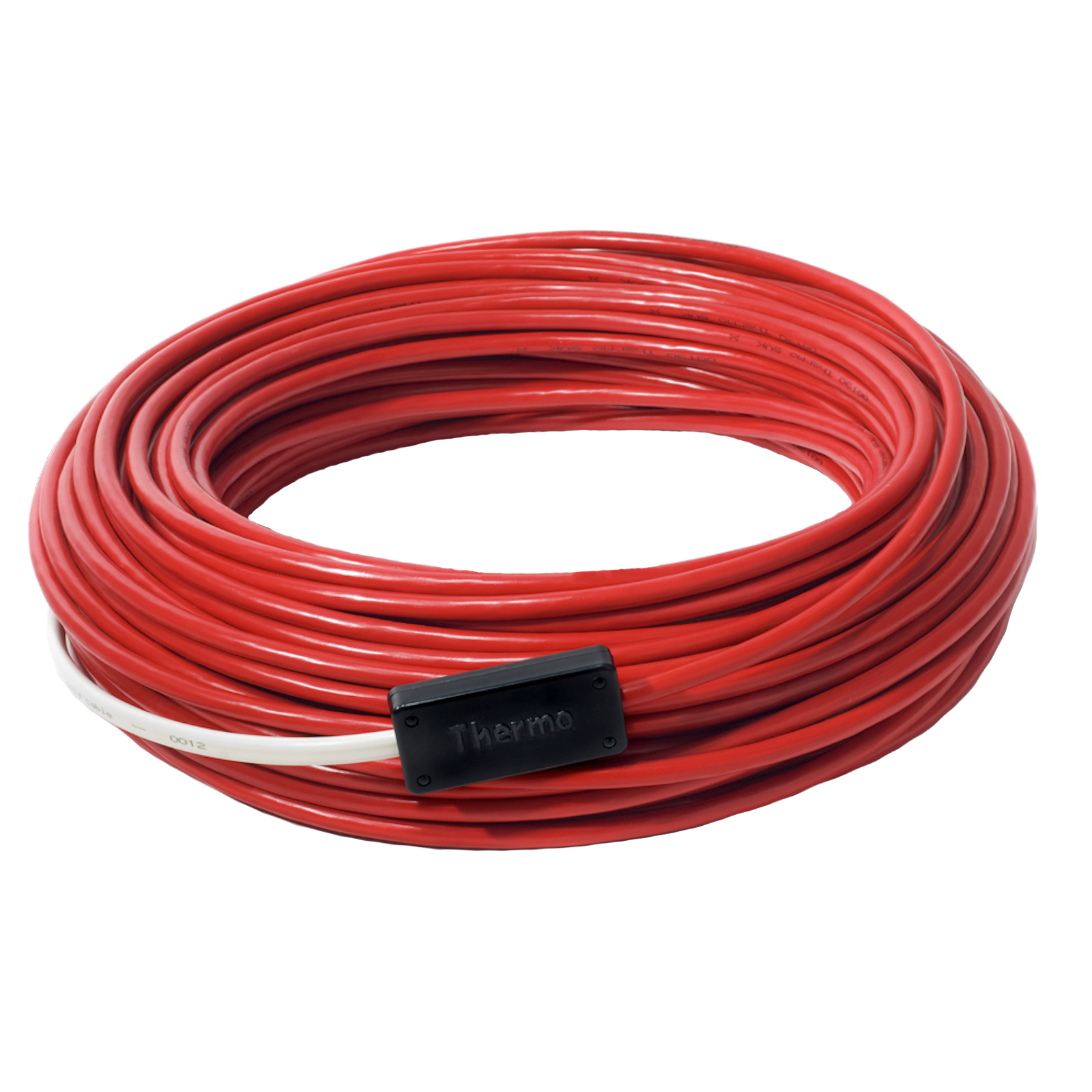 Красный кабель