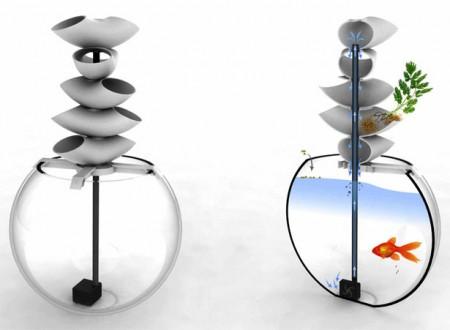 Систему для гидропоники можно распечатать на 3D-принтере