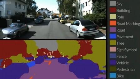 Разработана новая система для обучения автомобиля вождению