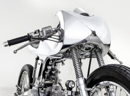 Bandit9 представил миру свои мотоциклы ручной работы