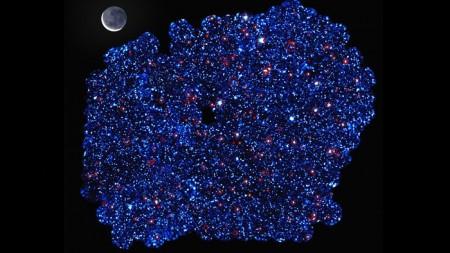Новые исследования ESO могут раскрыть тайны темной материи