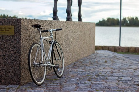 Представлен новый складной велосипед
