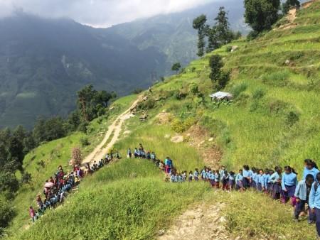 Инфраструктура Непала после землетрясения будет лучше развивающихся стран