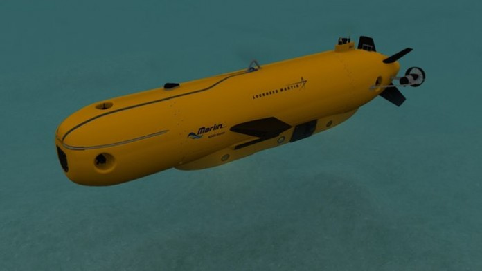 Разработан новый автономный подводный корабль