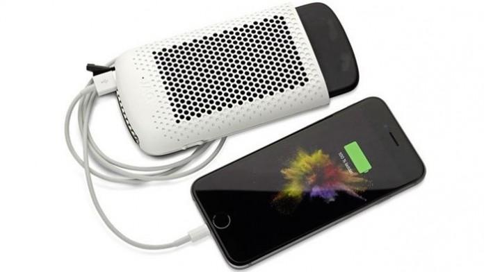 Разработана солевая батарея для подзарядки смартфонов