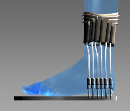 Разработаны носки превращающие мочу в топливо