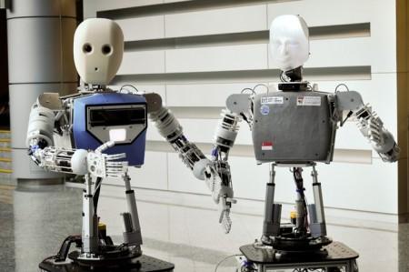 Робот-гуманоид скоро поступит в продажу