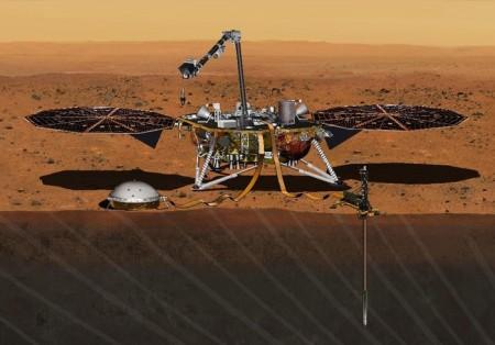 Сейсмо-миссию на Марс отложили на неопределенный срок