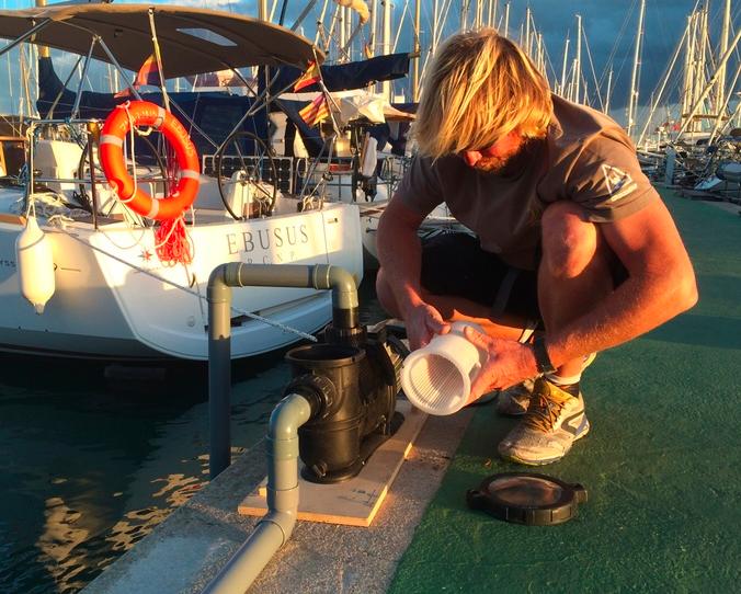 Изобретен доступный действенный метод очистки океана