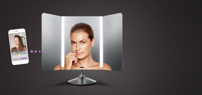 В продажу поступило зеркало нового поколения