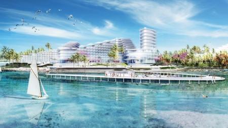 В 2018 году откроется особенно экологичный курорт