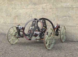"""Построен робот """"поборовший гравитацию"""""""