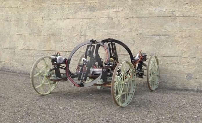 Построен робот