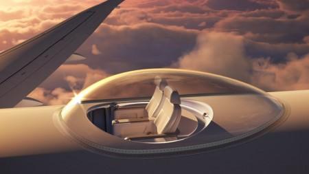Представлен окончательный концепт смотровой площадки для самолетов