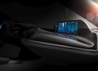BMW представит новый жест-контроллер