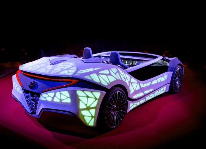 Bosch представила свое видение автомобилей будущего