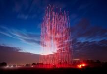 Новейший рекорд: сотня беспилотников единовременно в небе