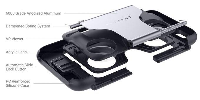 Разработаны дешевые очки виртуальной реальности