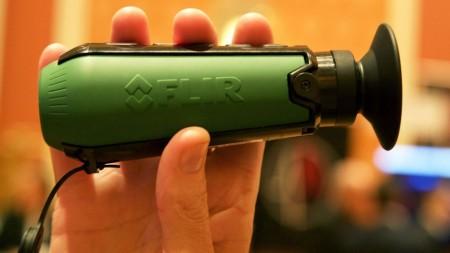 flir Systems разработала тепловизоры для бытового использования