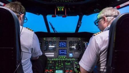 Технология отслеживания глаз может облегчить работу летчиков