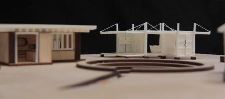 Юные архитекторы приступили к строительству своего эко-городка