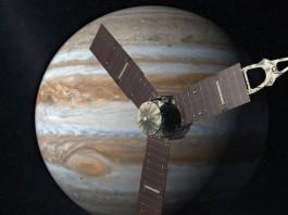 На подлете к Юпитеру Juno побил рекорд