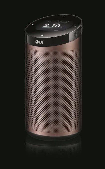 LG покажут датчик делающий обычную технику умной