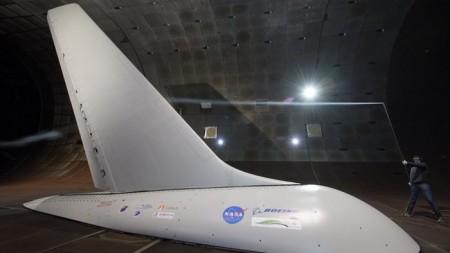 NASA планирует использовать зеленые технологии в самолетах