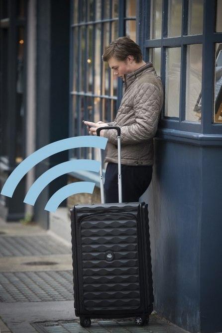 Разработан первый в мире складной чемодан
