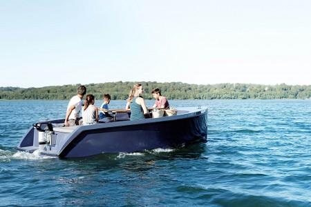 """Компания Rand создала яхту для """"зеленых"""""""