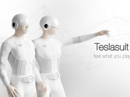 Закончились разработки костюма виртуальной реальности
