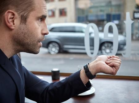 Volvo и Microsoft внедрили в авто голосовое-дистанционное управление